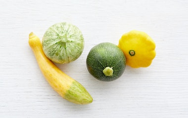 Organic Mixed Summer Squash