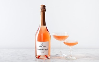 Crémant Thomas Jefferson Rosé