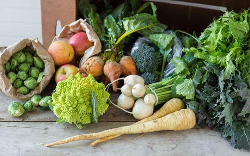 Organic Farmer's Choice Mixed Veggie Box