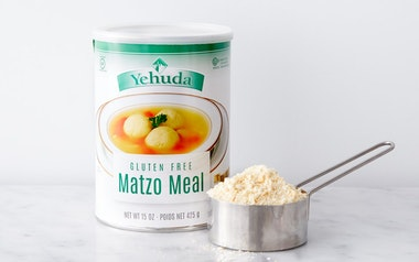 Gluten-Free Matzo Meal for Passover
