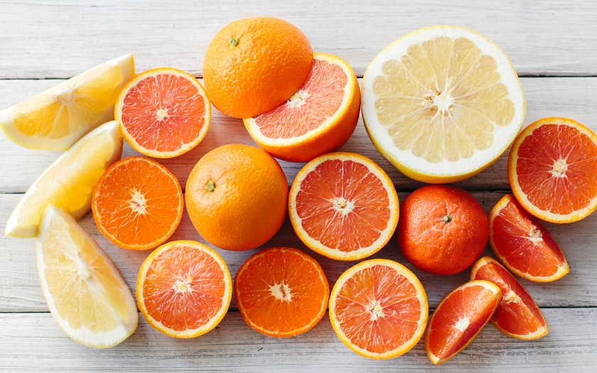 Cliff McFarlin's Organic Citrus of the Week