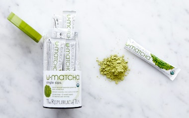 Matcha Tea Single Sips