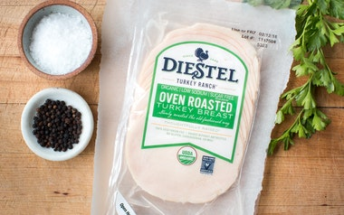 Organic Oven Roasted Turkey