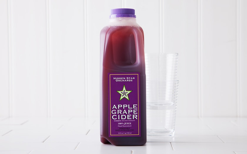 Grape Apple Cider