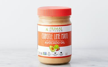 Chipotle Lime Mayo with Avocado Oil