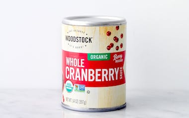 Organic Whole Berry Cranberry Sauce