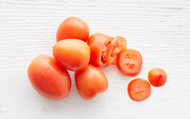 Organic & Fair Trade Roma Tomatoes (Mexico)