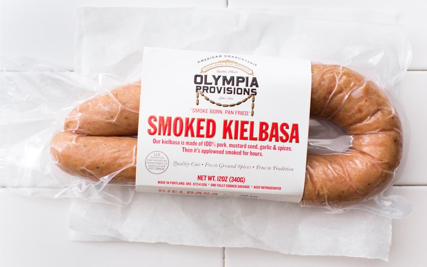 Smoked Pork Kielbasa
