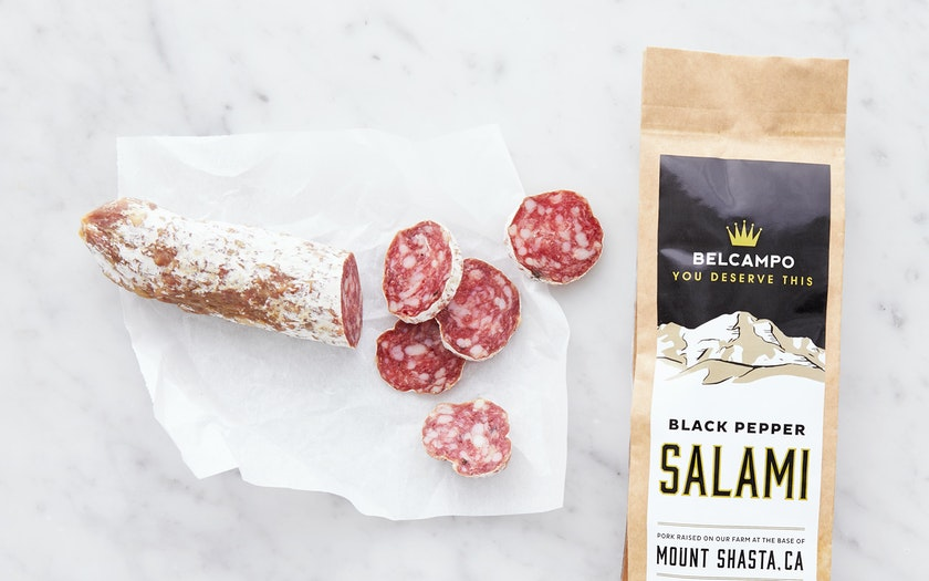 Black Pepper Salami