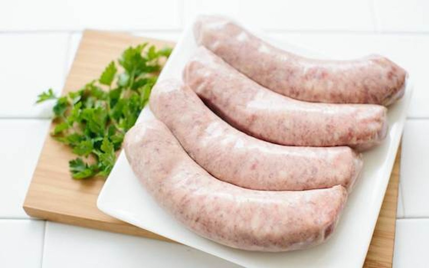 Pasture Raised Pork Bratwurst (Frozen)