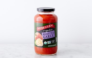 Organic Roasted Garlic Pasta Sauce
