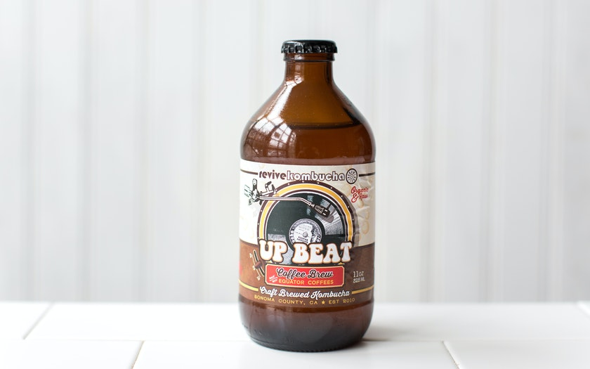 Up Beat- Coffee Brew Kombucha
