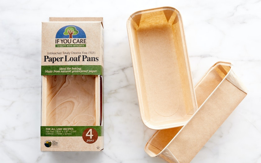 Paper Loaf Pans If You Care Sf Bay Good Eggs
