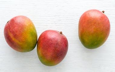 Organic Tommy Atkins Mango Trio (Mexico)