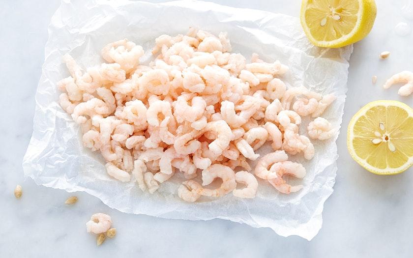 Oregon Bay Shrimp Frozen Ports Seafood Sf Bay Good