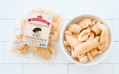 Kettle Cooked Chicharrones