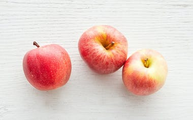 Organic Gala Apple Trio
