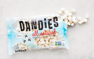 Vegan Vanilla Mini Marshmallows