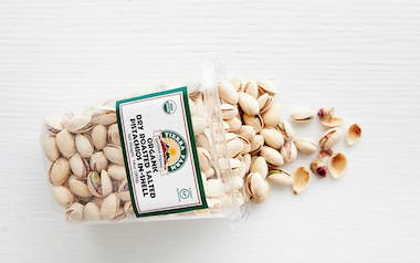 Organic Dry-Roasted Salted Pistachios