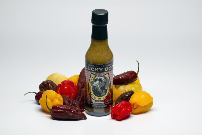 Extra Mild Lightly Smoked Pepper Sauce
