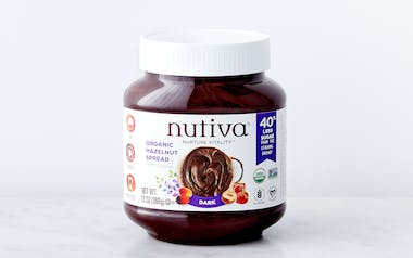 Organic Dark Chocolate Hazelnut Spread