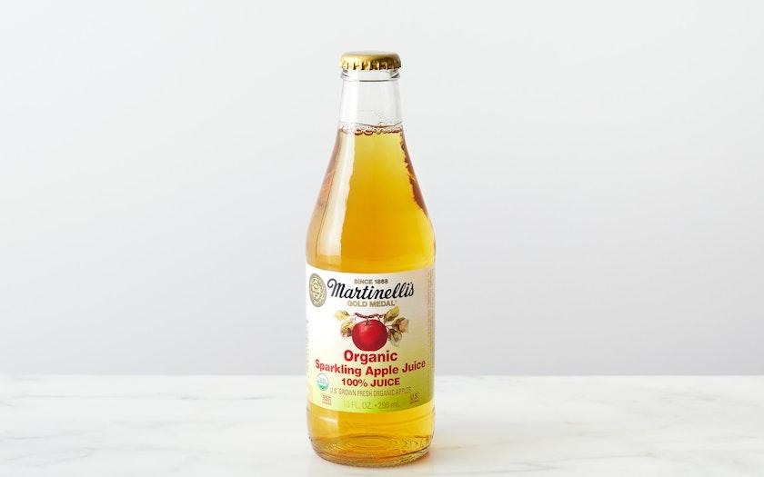 Organic Sparkling Apple Juice Martinelli S Sf Bay Good Eggs