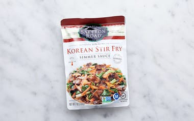 Korean Stir Fry Simmer Sauce