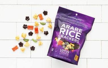 Tamari Arare Rice Crackers