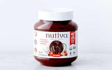 Organic Classic Chocolate Hazelnut Spread