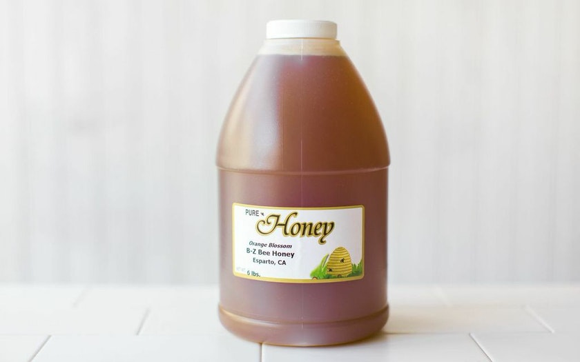 Raw Clover Honey