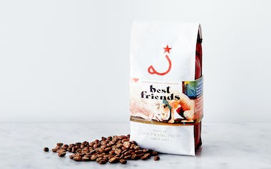 """Best Friends"" Blend Seasonal Espresso"
