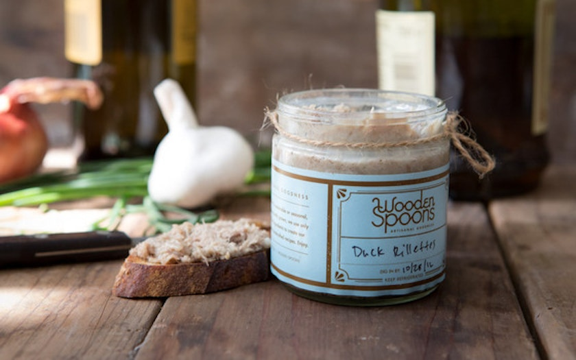 Duck Rillettes (4oz)