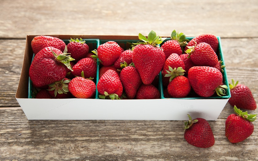 Organic Albion Strawberry 3-Pack