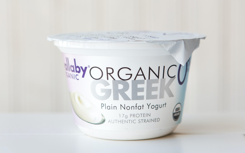 Organic Nonfat Plain Greek Yogurt