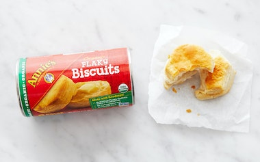 Organic Flaky Biscuit Dough