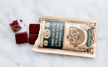 Sea Salt Dark Chocolate Bar