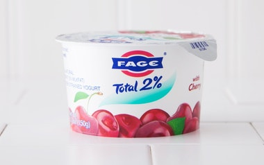 Cherry 2% Greek Yogurt