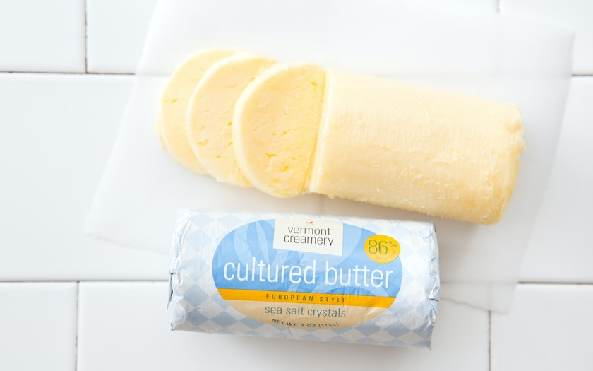 Sea Salt Cultured Butter Roll