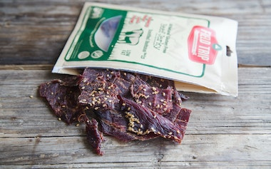 Roasted Sesame Beef Jerky