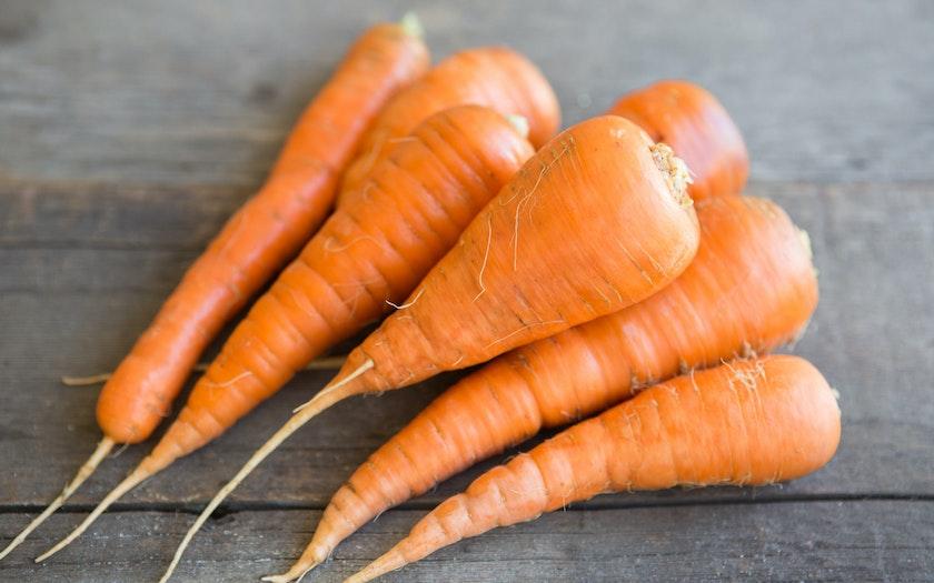 Organic Carrots Bulk Organic Bulk Carrots 5 Lbs