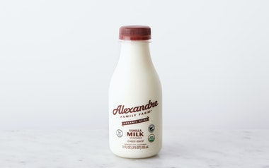 Organic A2 Vanilla Whole Milk