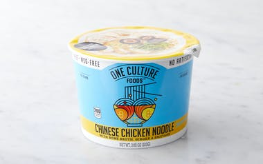 Chinese Chicken Noodle Soup Cup