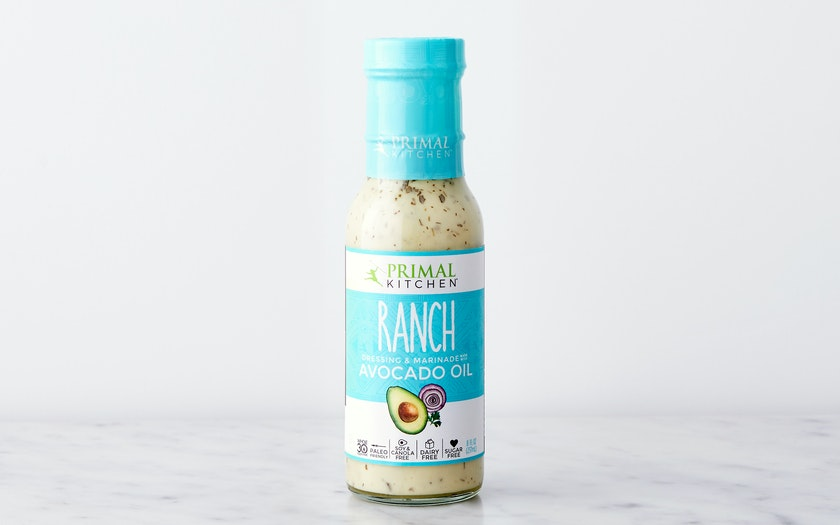 Primal Kitchen Ranch >> Ranch Dressing With Avocado Oil Primal Kitchen Sf Bay