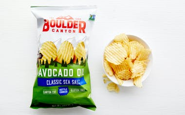 Sea Salt Avocado Oil Potato Chips