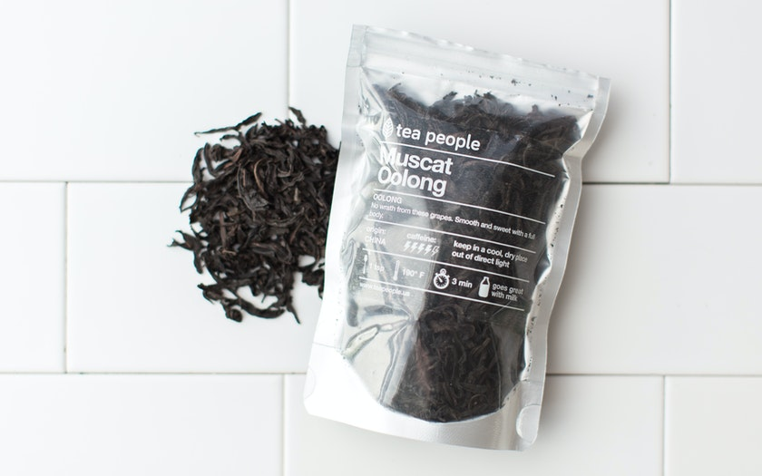 Muscat Oolong