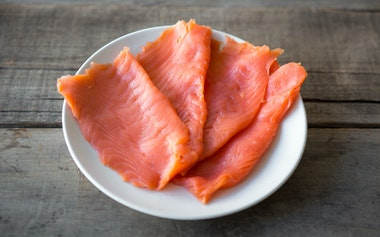 King Salmon Lox