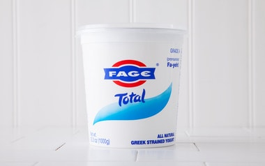 Plain Whole Milk Greek Yogurt