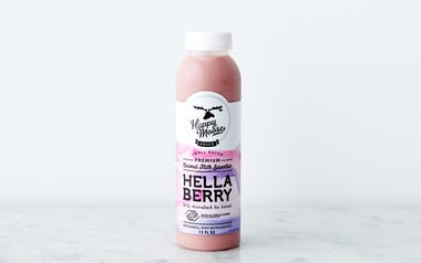 Hella Berry Probiotic Coconut Milk Smoothie