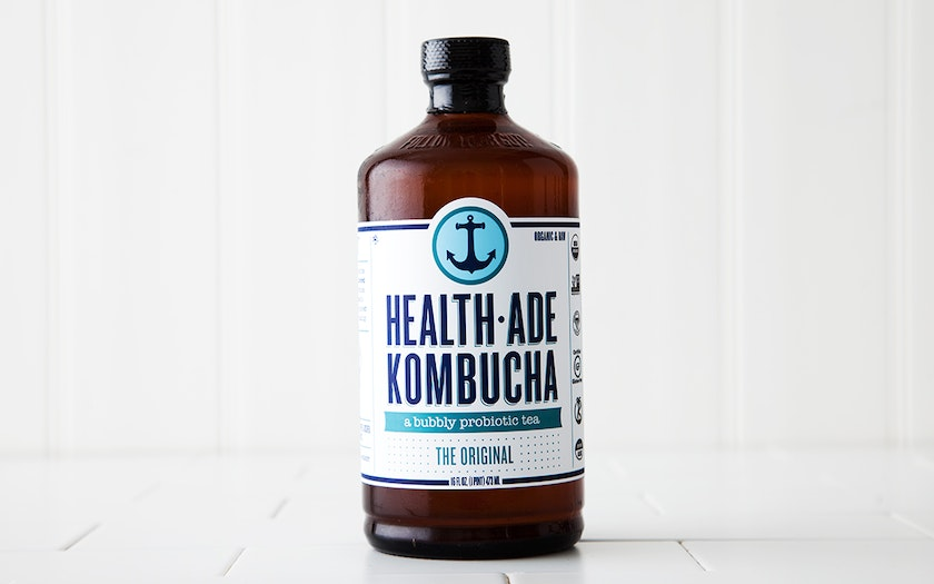 The Original Kombucha