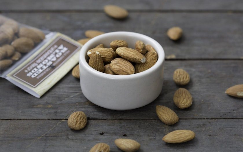 Roasted Almonds (7oz)